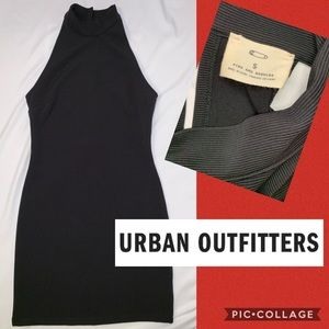 Urban Outfitters Black Pins and Needles Dress